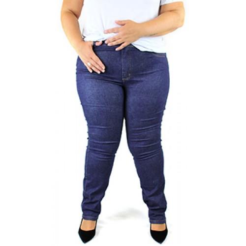 Calça Jeans Looper Plus Size Azul